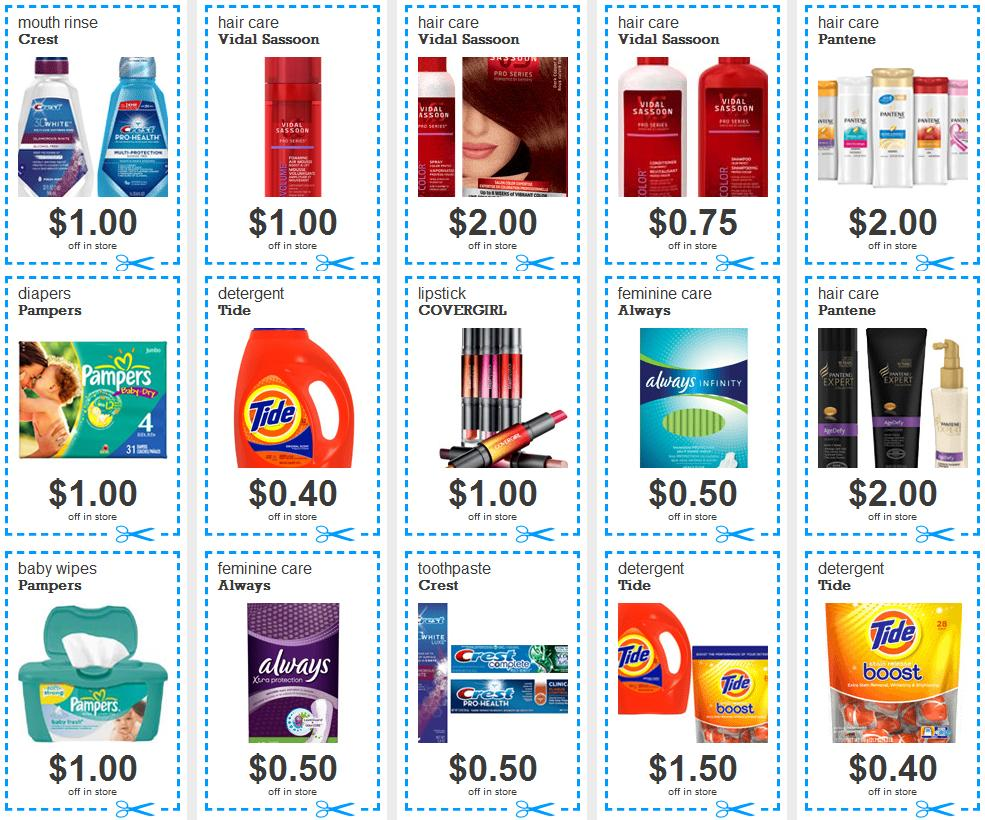 Printable coupons grocery canada